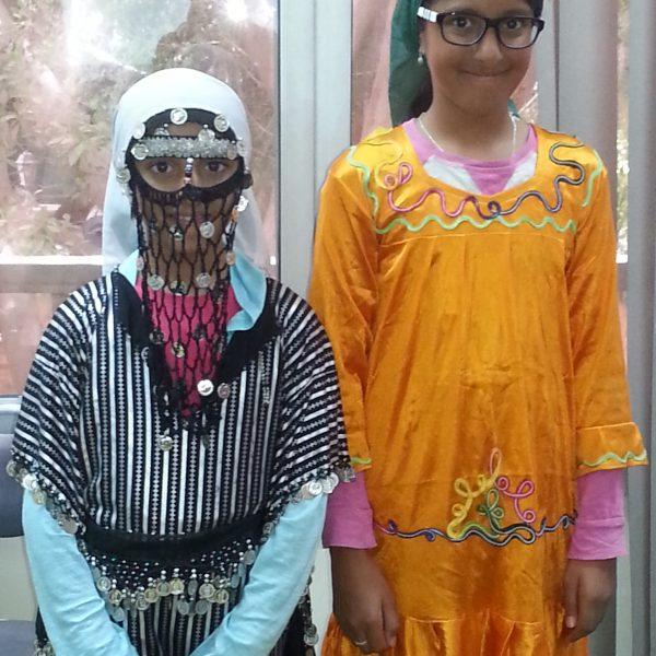 Balady and Bedwin young ladies - Yalla 3arabi program